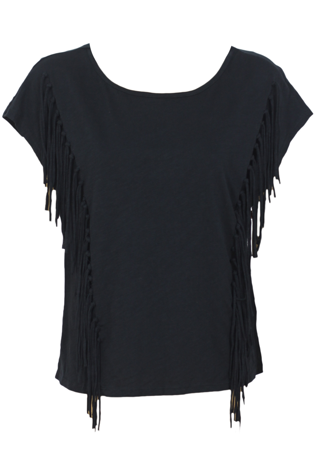 Tricou Pull and Bear Margot Black