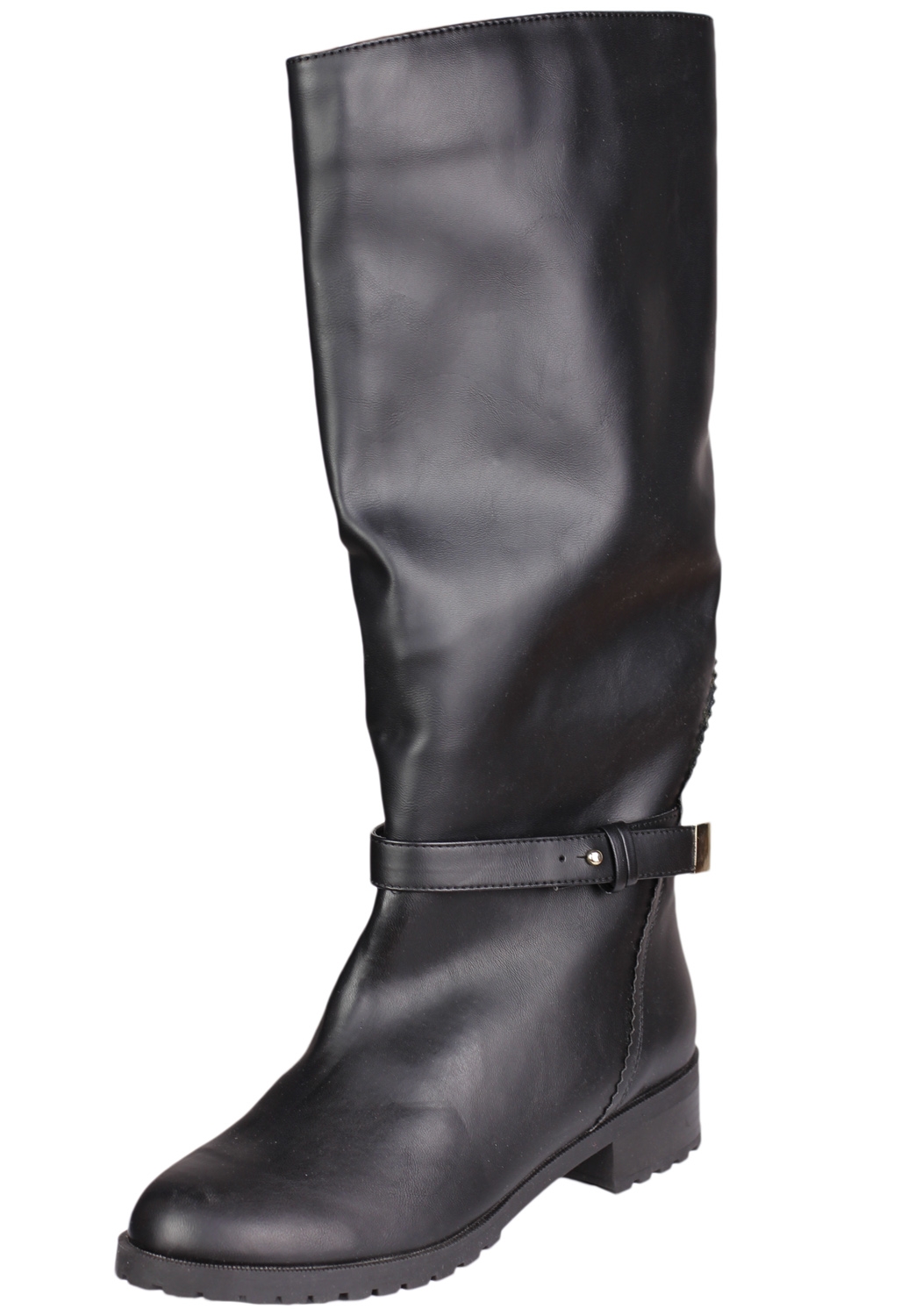Cizme Stradivarius Wendy Black