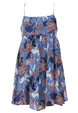 ROCHIE PULL AND BEAR KALPOE BLUE