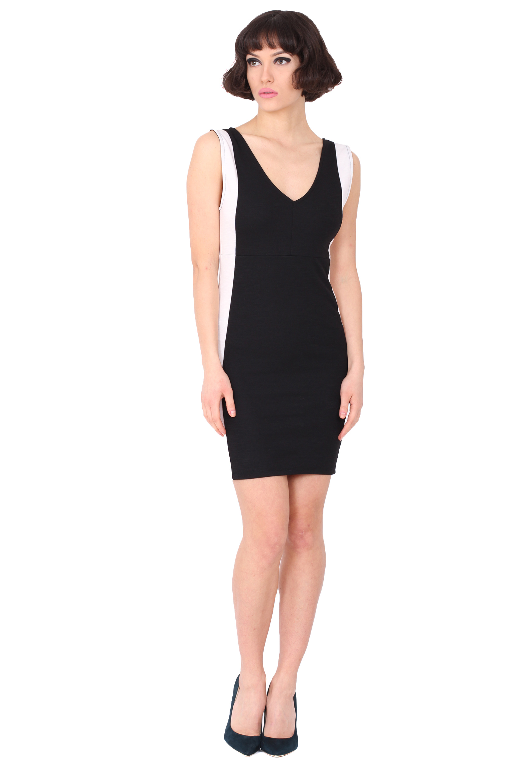 Rochie Pull and Bear Niont Black