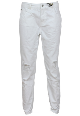 BLUGI PULL AND BEAR COLLECTION WHITE