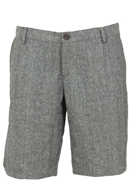 PANTALONI SCURTI PULL AND BEAR COLLECTION GREY