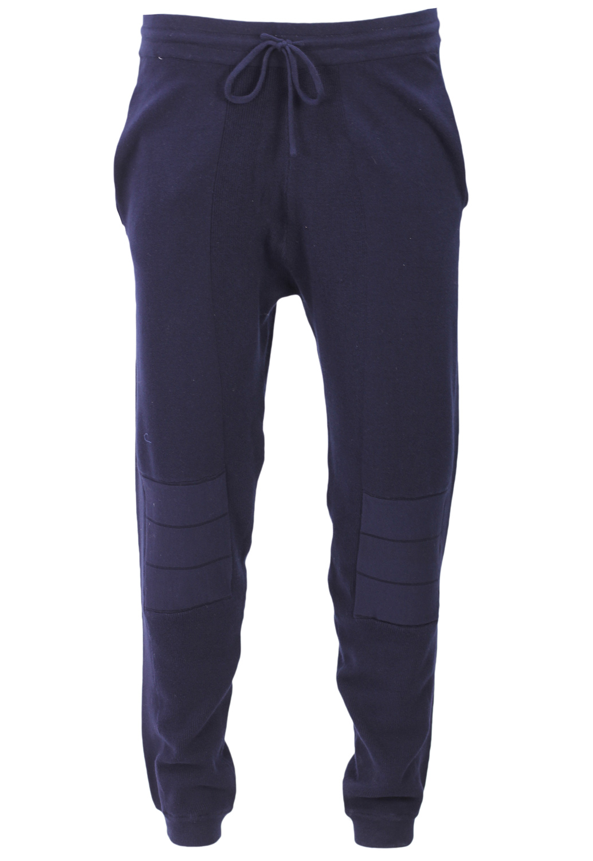 Pantaloni sport ZARA Baggy Dark Blue