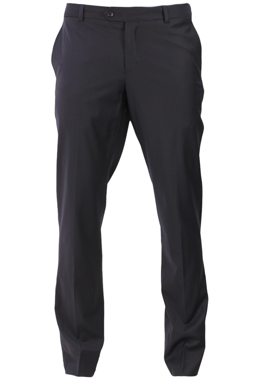 Pantaloni de stofa ZARA Flies Black