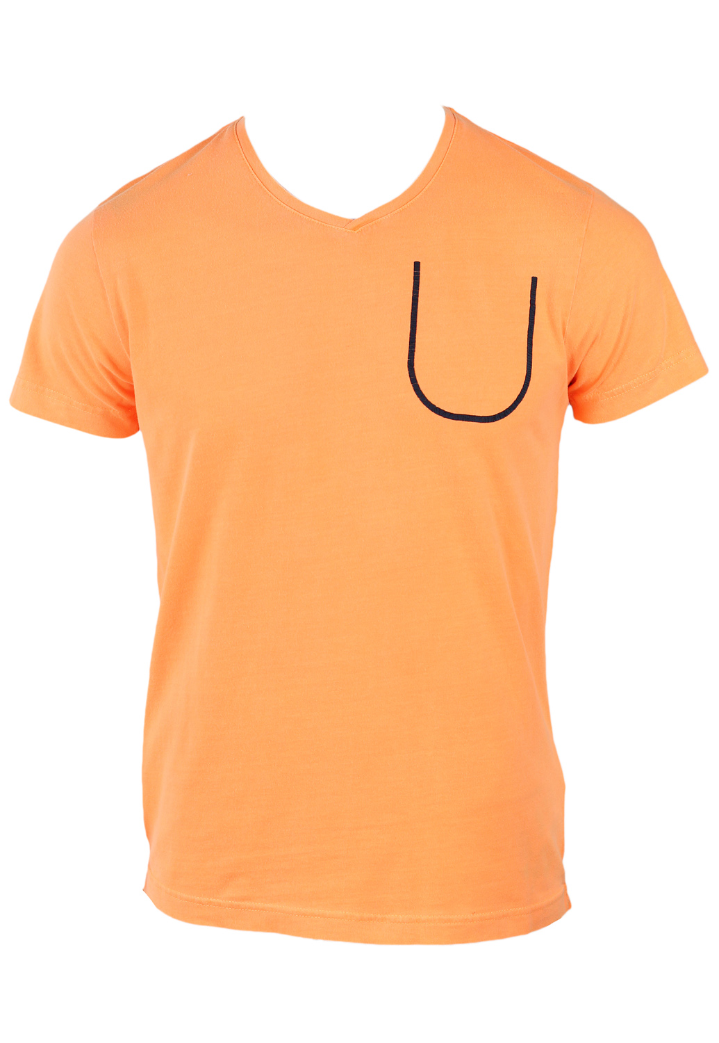 Tricou Jack And Jones Baddo Orange