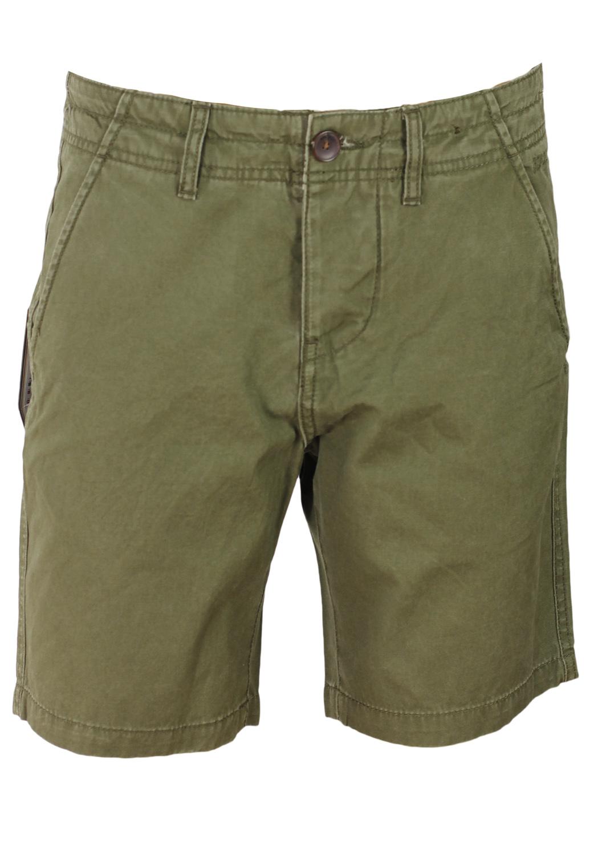 Pantaloni Scurti Jack And Jones Flies Dark Green