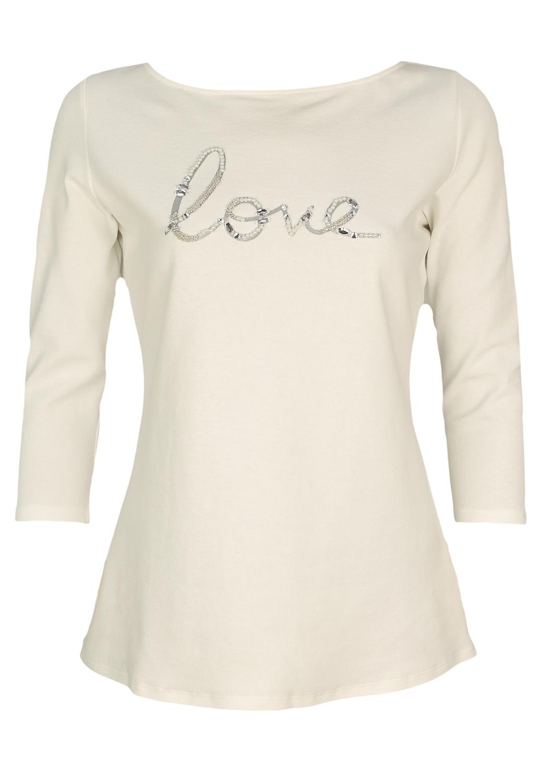Bluza Orsay Shine White