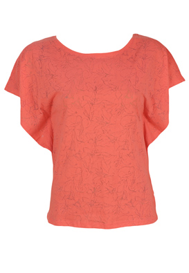 TRICOU ORSAY LYDIA PINK