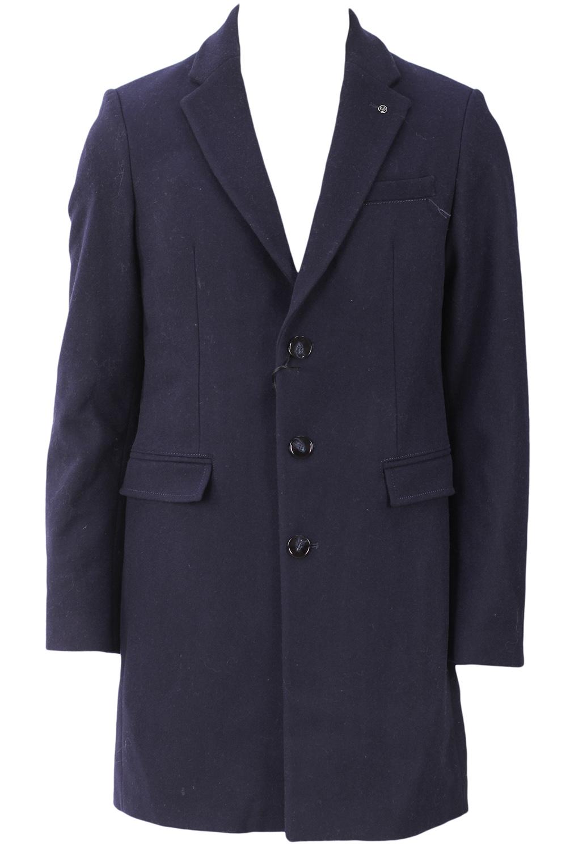 Palton Zara Flies Dark Blue