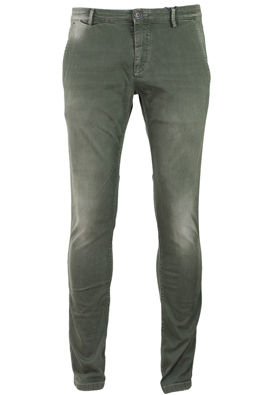 PANTALONI SELECTED CLASIC DARK GREEN