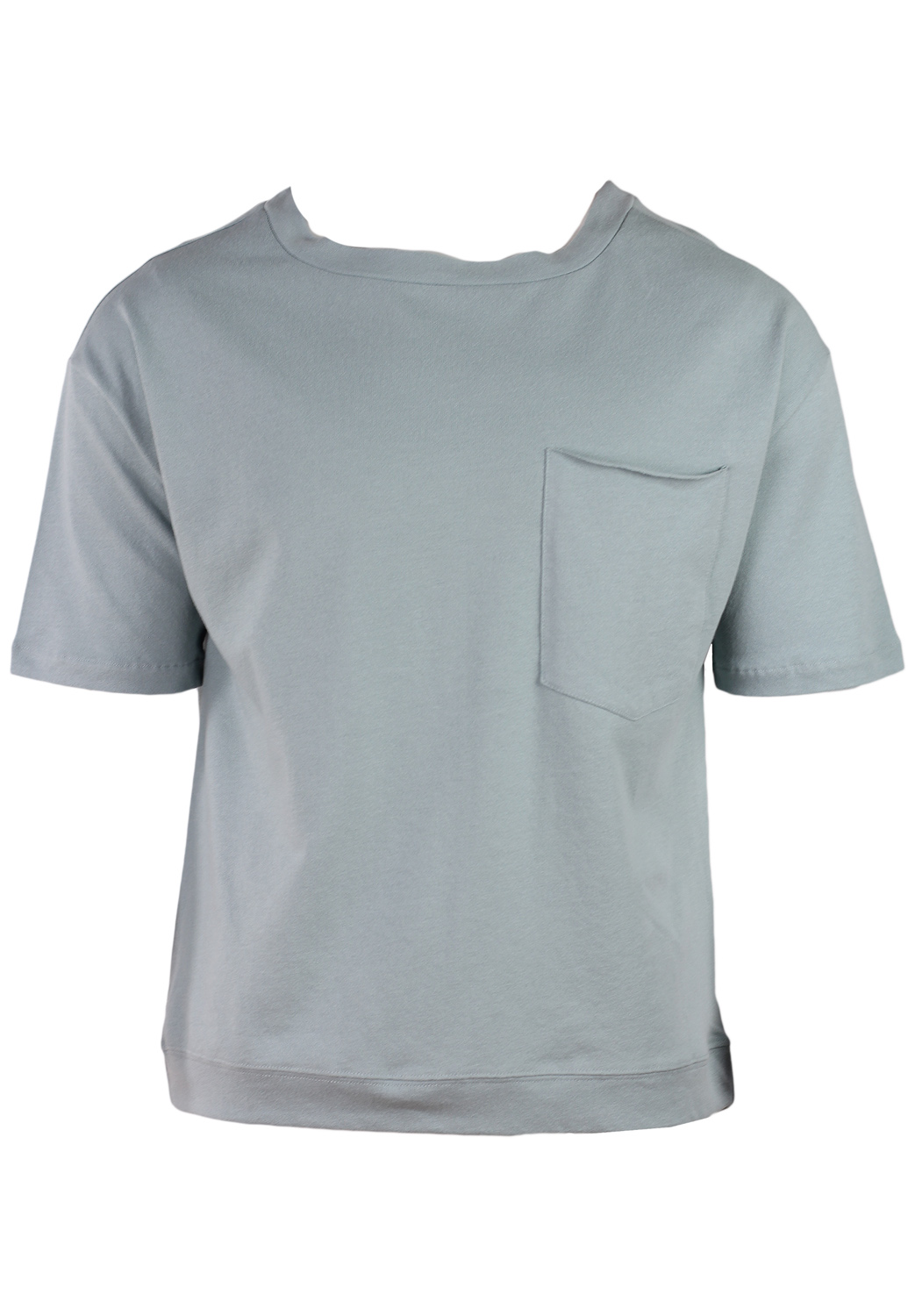 Tricou Selected Niot Light Blue