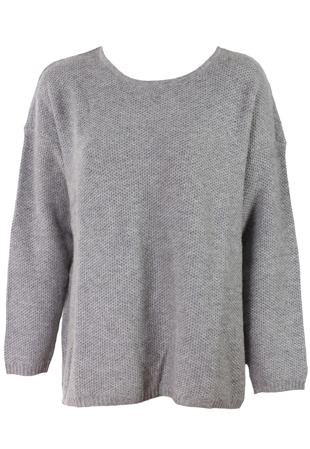 Bluza Selected Relax Grey