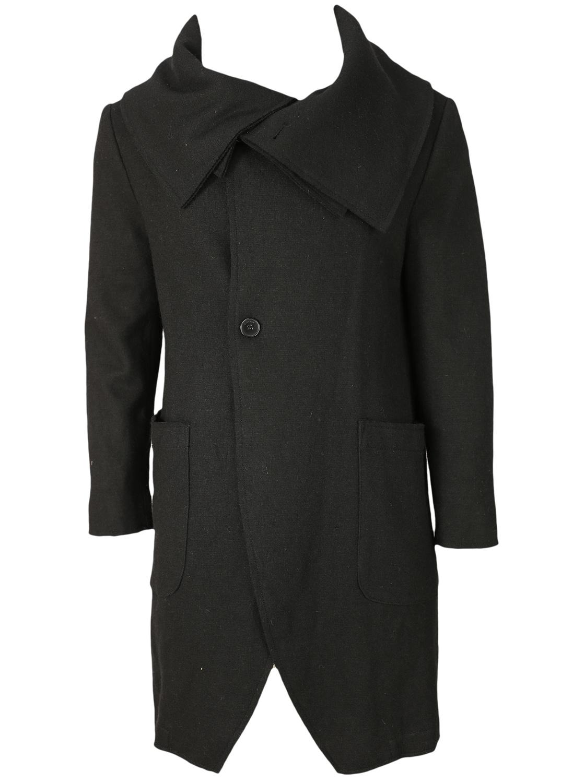 Palton Zara Carros Black