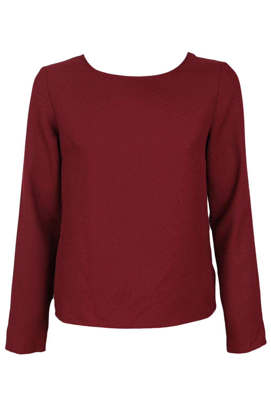Bluza Glamorous Fran Dark Red