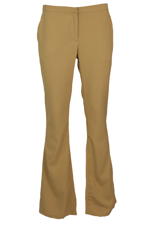 Pantaloni de stofa Glamorous Dollie Light Brown