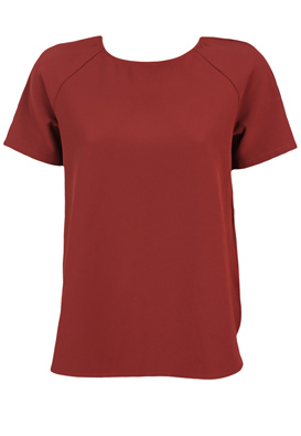 TRICOU GLAMOROUS FAY RED