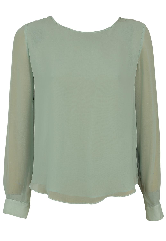Bluza Glamorous Nighty Green