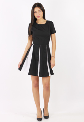 ROCHIE DAISY STREET RIPPED BLACK