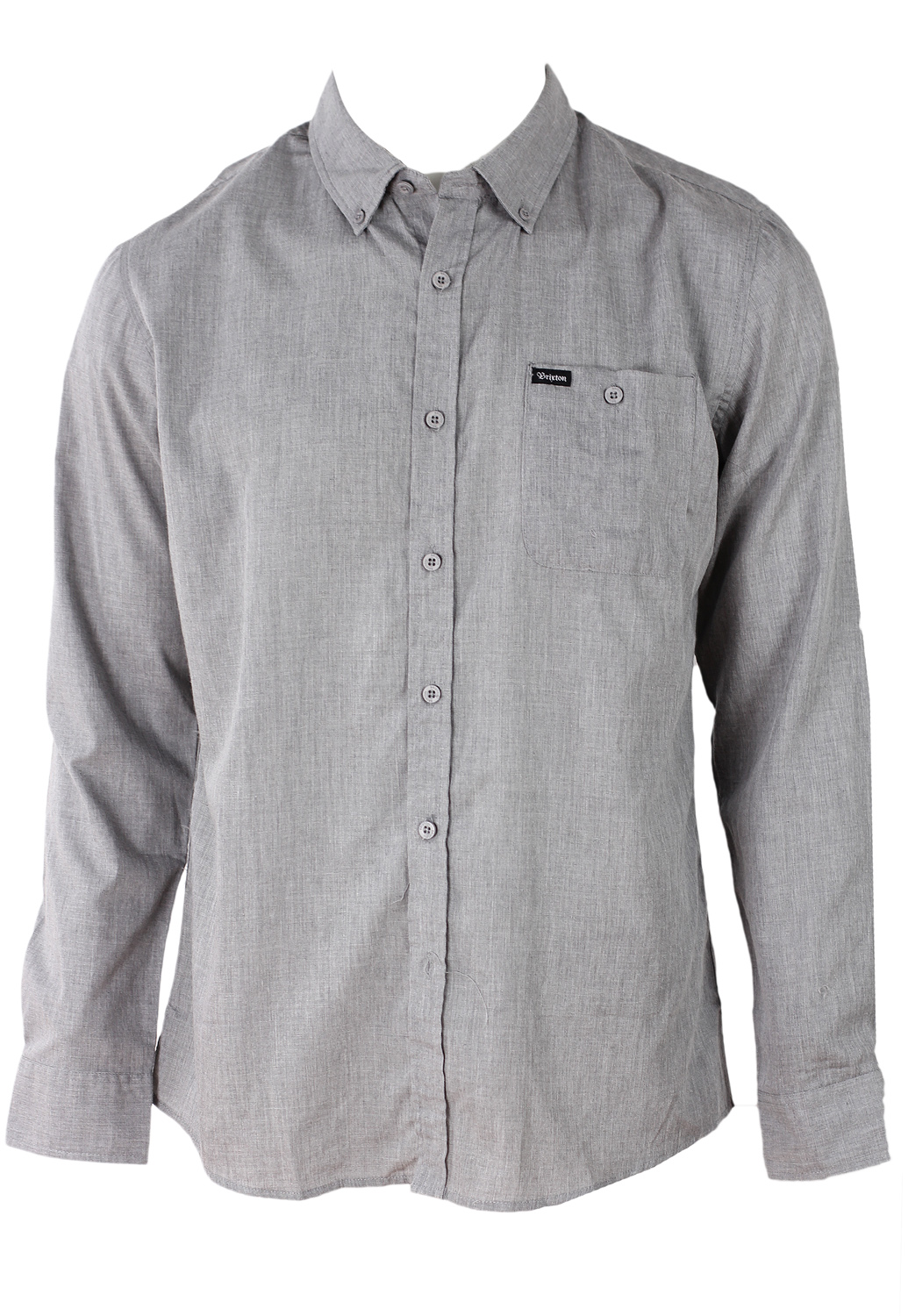 Camasa Brixton Niot Light Grey