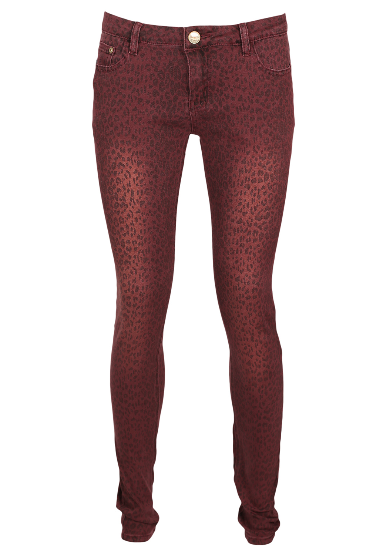 Pantaloni Glamorous Mara Dark Red