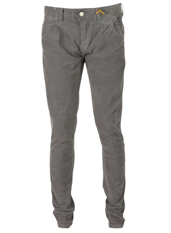 Pantaloni Alcott Great Grey