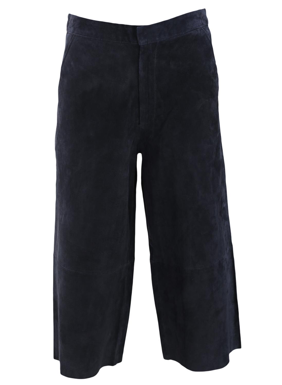 Pantaloni Zara Ronella Dark Blue