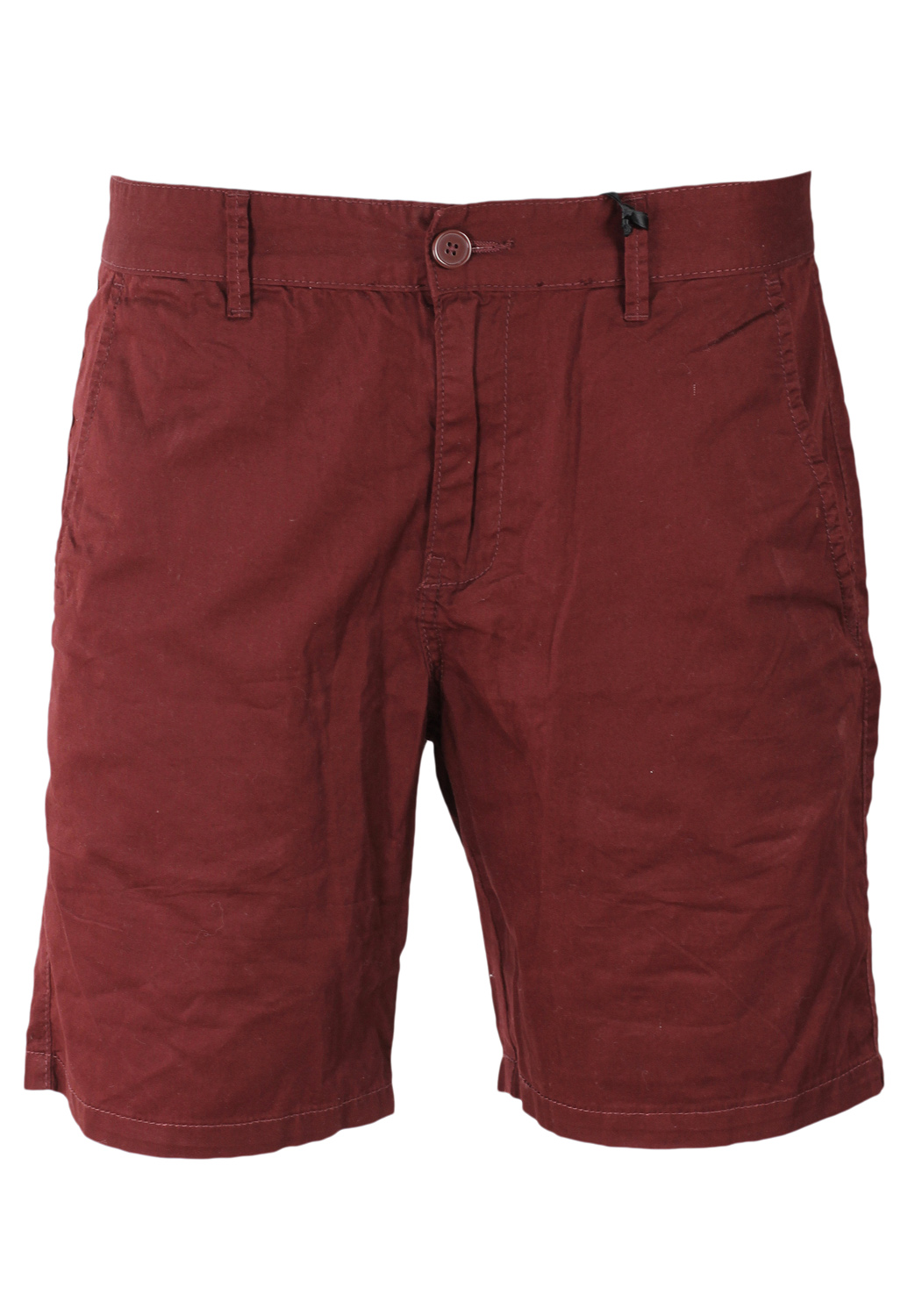 Pantaloni Scurti New Look Dante Dark Red