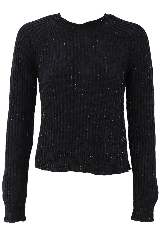 Bluza ZARA Cozy Black