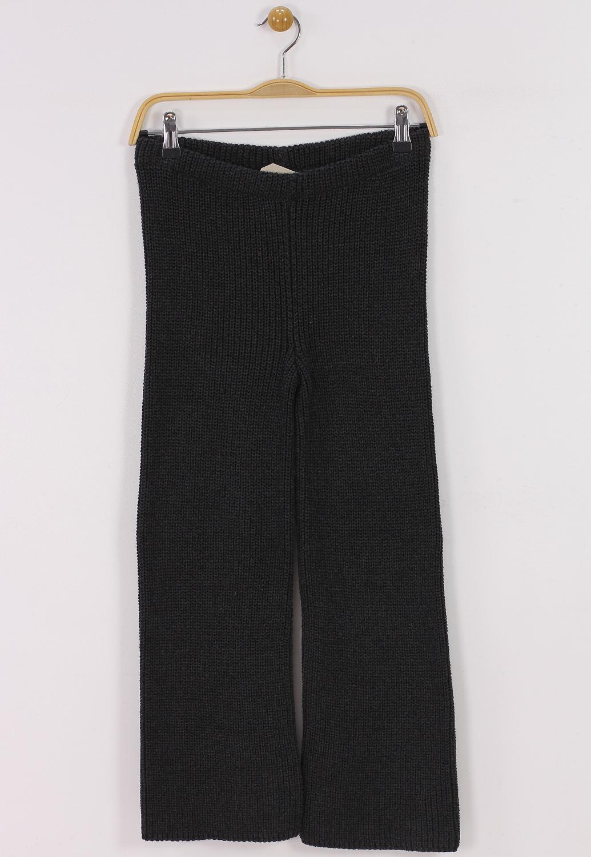 Pantaloni ZARA Relax Dark Grey