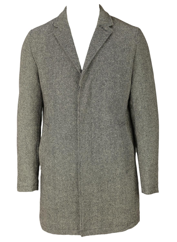 Palton Zara Cool Dark Grey