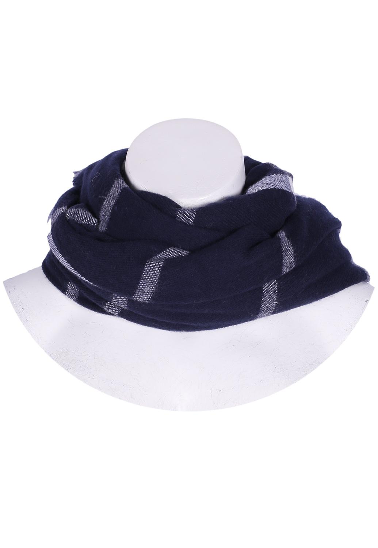Fular Zara Tanya Dark Blue