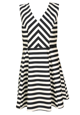 ROCHIE ORSAY ABBIE BLACK AND WHITE