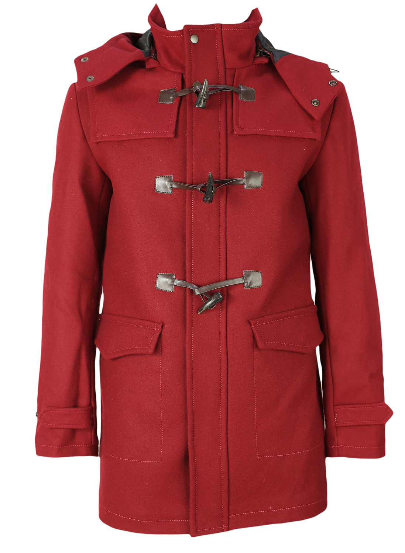Palton Zara Flies Red