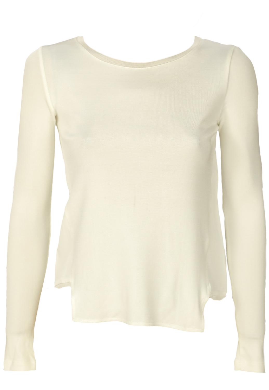 Bluza Zara Glim White