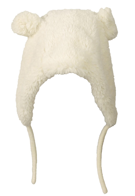 Caciula ZARA Flare White