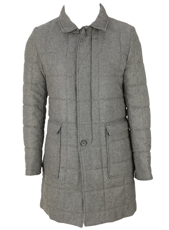 Palton Zara Collection Grey