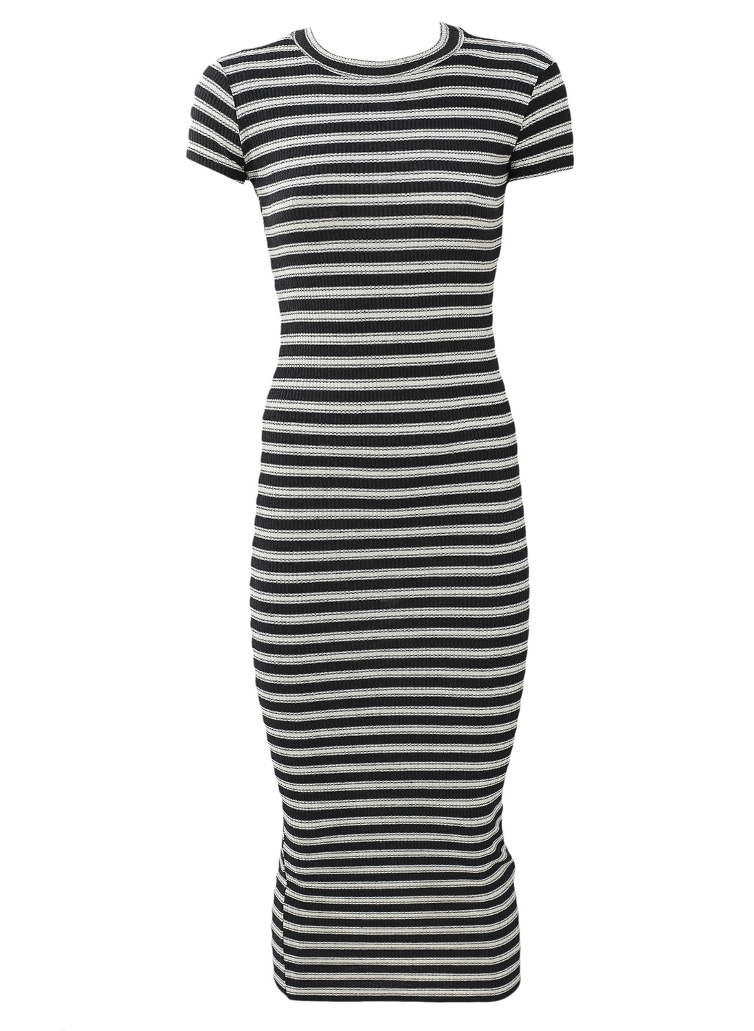 Rochie Zara Bello Black And White