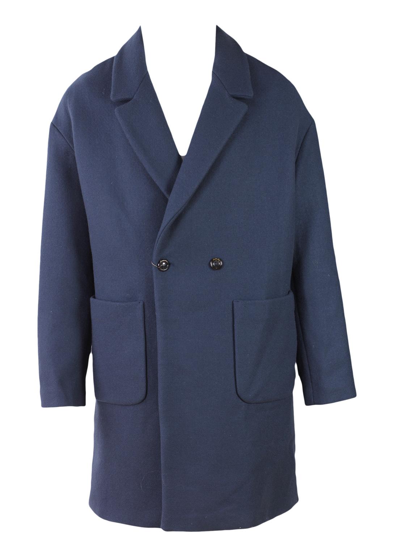 Palton Zara Berry Dark Blue