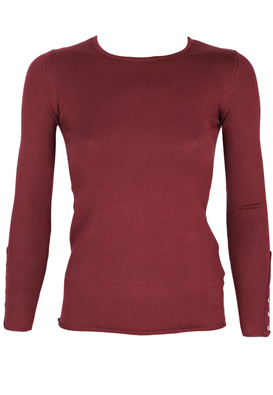BLUZA RESERVED FIONA DARK RED