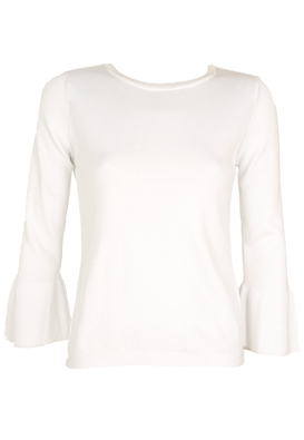 BLUZA RESERVED SHEL WHITE
