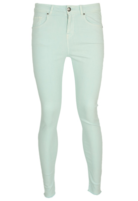 PANTALONI RESERVED DOLLIE LIGHT TURQUOISE