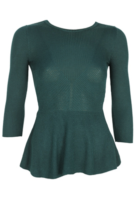 BLUZA RESERVED JANE DARK GREEN