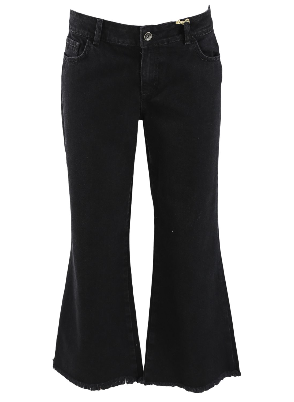 Pantaloni ZARA Bello Black