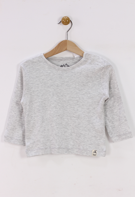 Bluza ZARA Glamour Grey