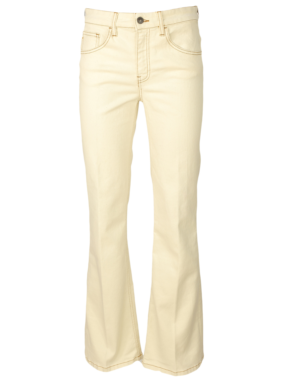 Pantaloni Zara Celo Light Beige