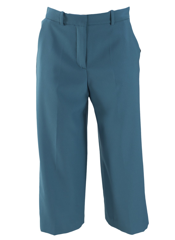 Pantaloni De Stofa Zara Celo Blue