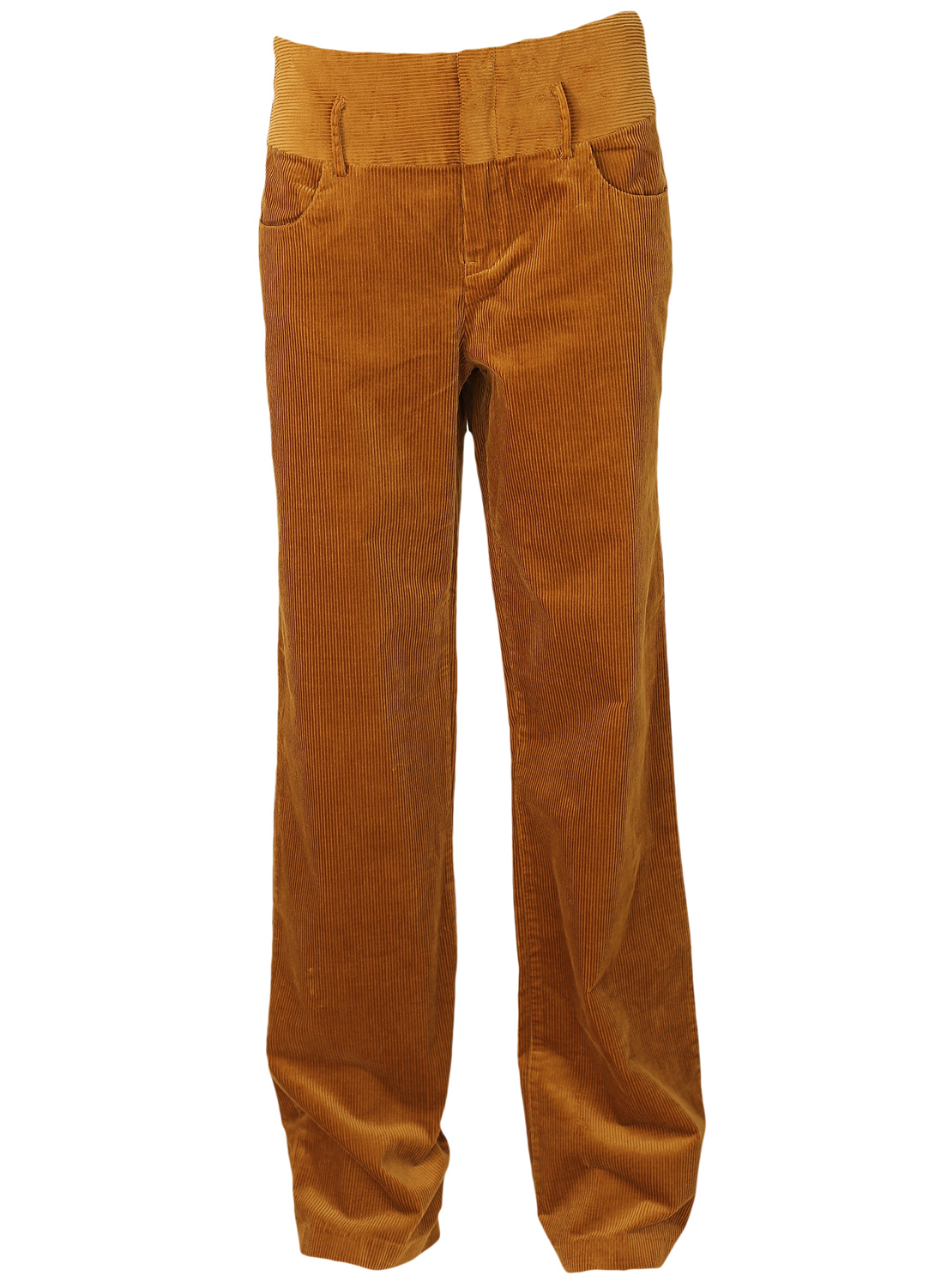 Pantaloni ZARA Flies Light Brown