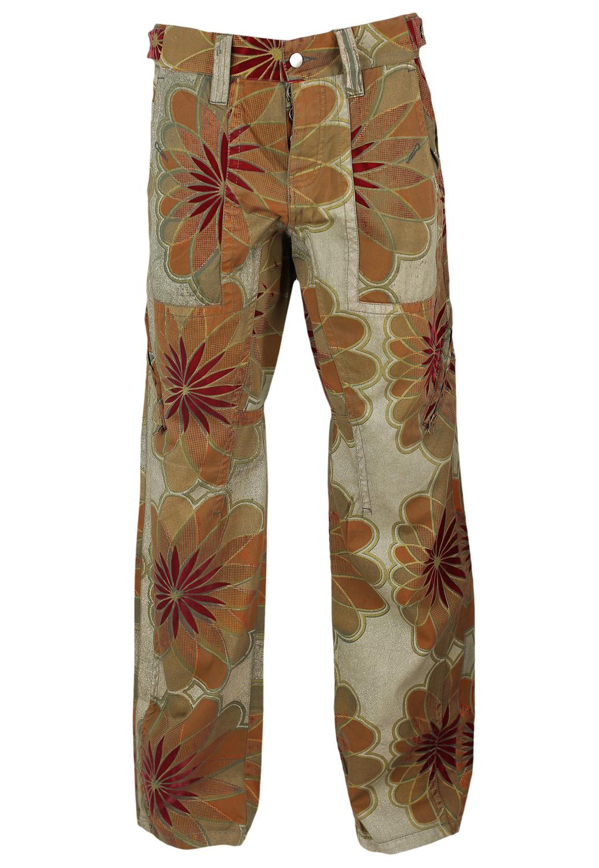 Pantaloni Custo Burt Light Brown