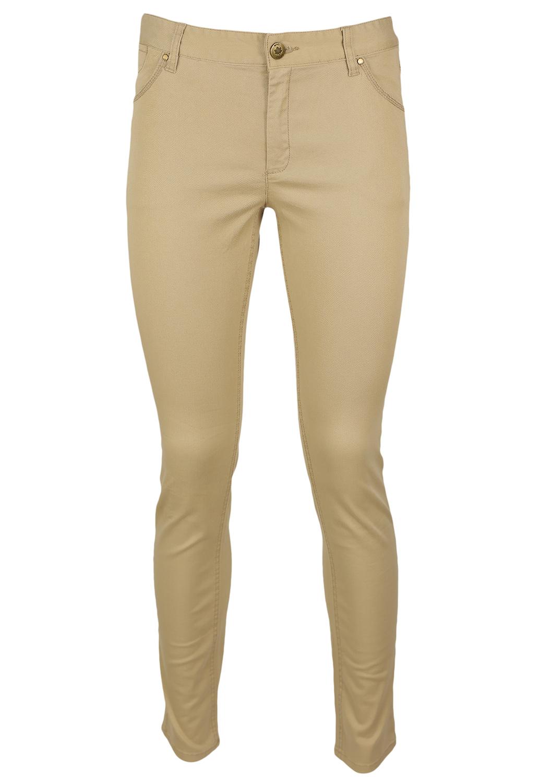 Pantaloni Mango Wendy Beige