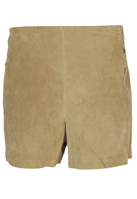 Pantaloni scurti Mango Dollie Light Brown